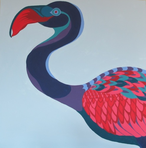flamingowbackground
